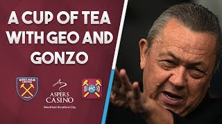 Video Cup of tea with Geo & Gonzo   'Sack the board', 'you destroyed our club' & more! download MP3, 3GP, MP4, WEBM, AVI, FLV November 2017