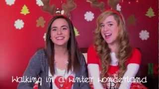 Watch Megan  Liz Winter Wonderland video