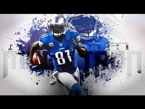 Calvin Johnson - Top Plays and Best Catches Mix [1080p HD]