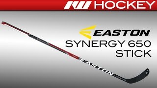 Easton Synergy 650 Stick Review