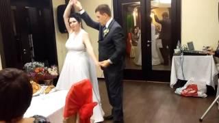 Свадебный танец. Хореограф Элла Соколова.Медленный танец Нелли и Владимира.
