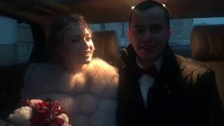 свадебные машины напрокат в СПБ / Отзыв об аренде машин на свадьбу Five Cars