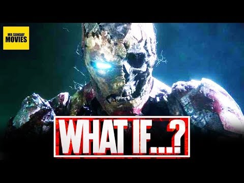 What If? - Marvel Phase 4 Comic Con Panel Explained