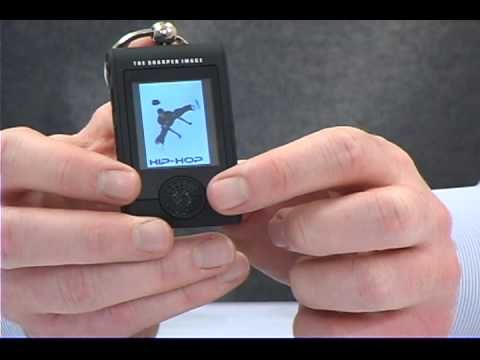 Sharper Image MP3 Music and Video Keychain (Product Overview)