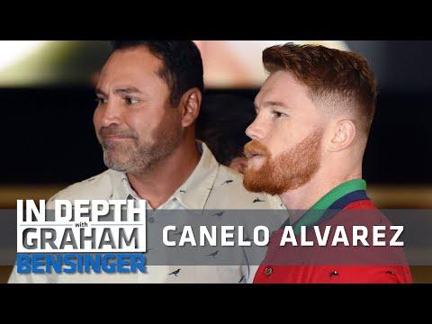 Canelo Alverez: De La Hoya just worries about drinking