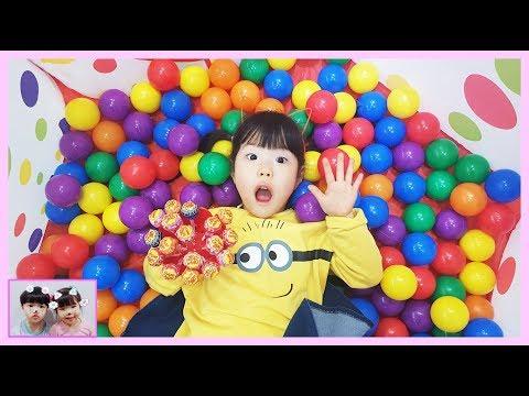 Kinderlieder Und Lernfarben with Baby Gombal Candy Kids Children #4 | Romiyu Story 로미유스토리
