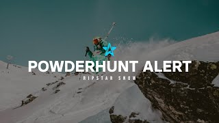 Ripstar Powderhunt Alert