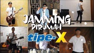Download Mp3 Tipe-x - Boy Band   Jamming Di Rumah