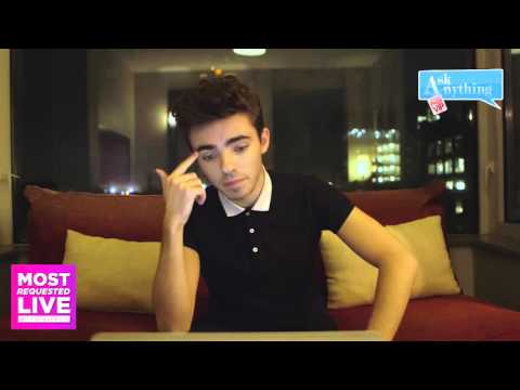 Nathan Sykes MRL Ask Anything Chat w/ Romeo (Full Version)