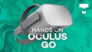 Oculus Go: VR sem precisar de um PC top - TecMundo