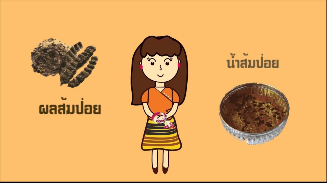 ประเพณีรดน้ำดำหัวในวันสงกรานต์ไทย