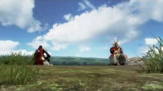Samurai Warriors 3 Nintendo Wii Trailer - TGS 09: Trailer