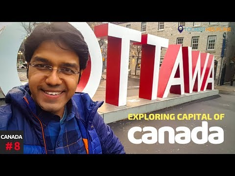 OTTAWA: Sightseeing | Ottawa To Quebec City By Train