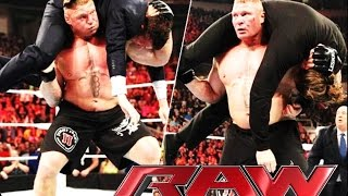 WWE RAW 3/30/15 Review : Welcome To Suplex City B*tches! #RAWAfterWrestlemania