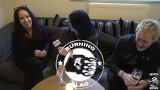 BURNING FLAG - Interview & Live Footage - UK Hardcore - Punks News For Punx! -  MPRV News