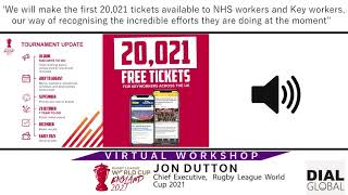 Virtual Webinar: Jon Dutton (Teaser)
