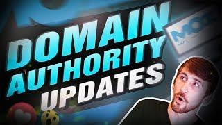 Moz Updates Domain Authority Score Model | Digital Marketing News Today