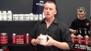 CTD Labs Noxipro - Muscular Strength and Power Output