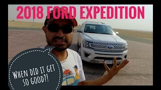 2018 Ford Expedition Review: When Did It Get Good?