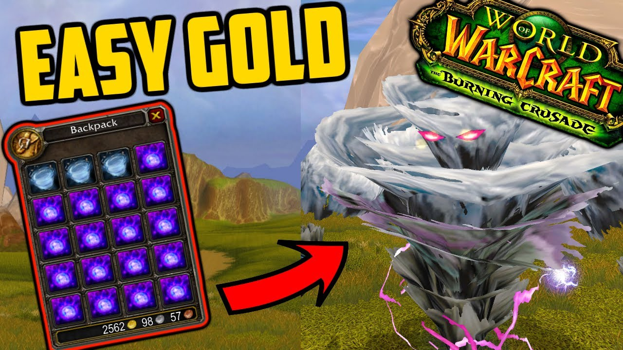 A TBC Goldmaking Guide for Primal Air, Primal Shadow & Primal Earth