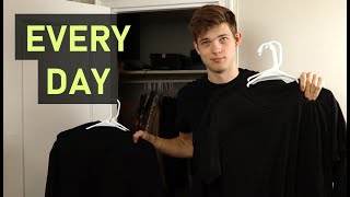 Why I Wear The Same Thing Every Day (Minimalist Wardrobe)