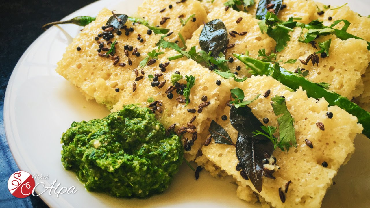 Best instant khaman dhokla recipe authentic gujarati indian best instant khaman dhokla recipe authentic gujarati indian snack and side dish youtube forumfinder Image collections
