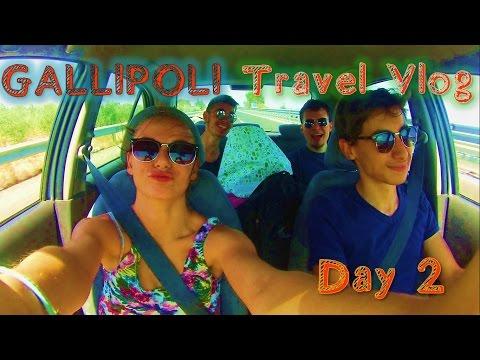 GALLIPOLI Travel Vlog - Day 2