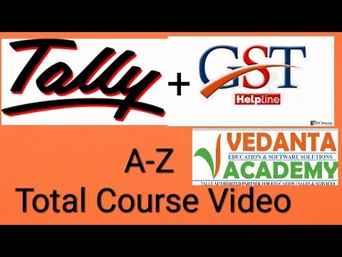 tally-&-gst-complete-course-vedanta-educational-academy- -by-ur's-ravi-telugu- -secunderabad