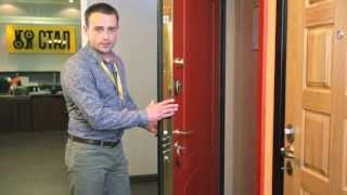 СТАЛ-100 самая роскошная, самая защищенная, самая мощная стальная дверь!(Входная дверь СТАЛ-100 сочетает в себе лучшие решения