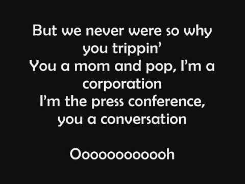 Mariah Carey - Obsessed (Lyrics)