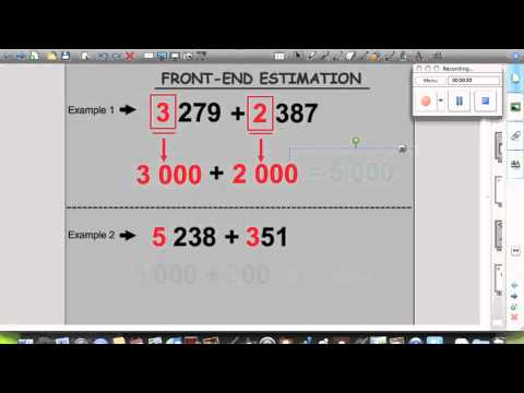 front end estimation  youtube front end estimation