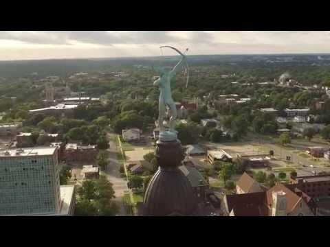 The Capital of Kansas Topeka