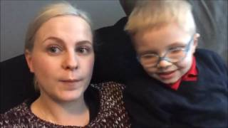 Parent Using CBD Oil to Treat her Son's Autism - Day 23