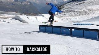 How To Backslide with Magnus Granér