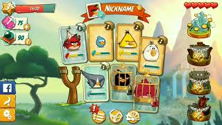 Angry Birds 2 walkthrough part 3(levels 11 to 15)