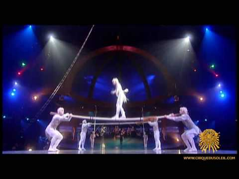 Alegria by Cirque du Soleil - Russian Bars Act