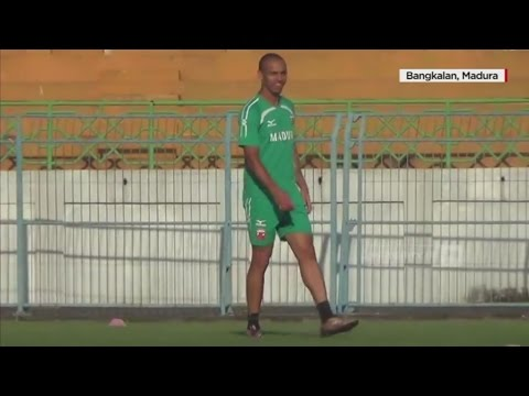 Marquee Player Paling Bersinar di Liga 1; Peter Odemwingie dari Madura United