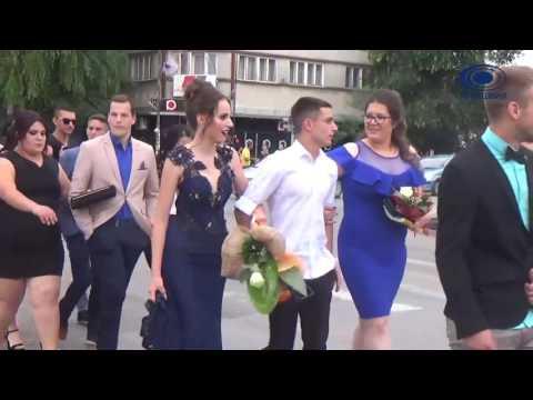 Maturanti Mačvanske srednje škole u Bogatiću proslavili maturu-Radio Nešvil 01.06.2017.