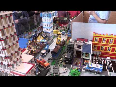 Model Railroad Show at Science Museum of Virginia
