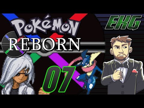 EKG: Pokemon Reborn: Not a Good Matchup (Campaign - Ep. 7)