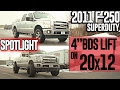 Spotlight - 2011 Ford F-250 Super Duty, 4