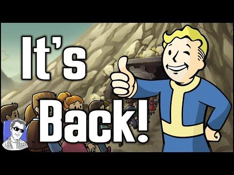 Fallout Shelter Returns!