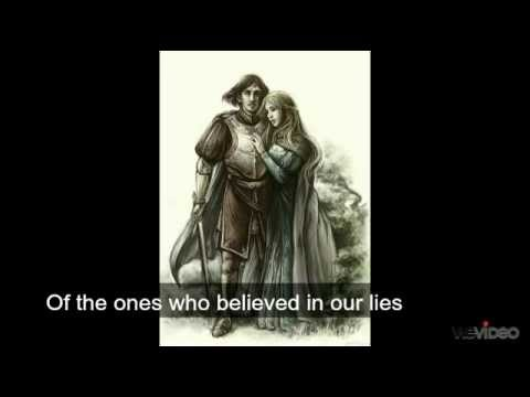The Maiden and the Minstrel Knight - Blind Guardian (with lyrics).mp4