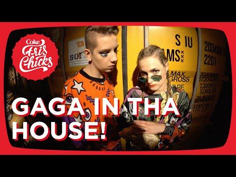 #48 Songfestival met Maurice Wijnen & eigen Gaga gangstah clip - FrisChicks