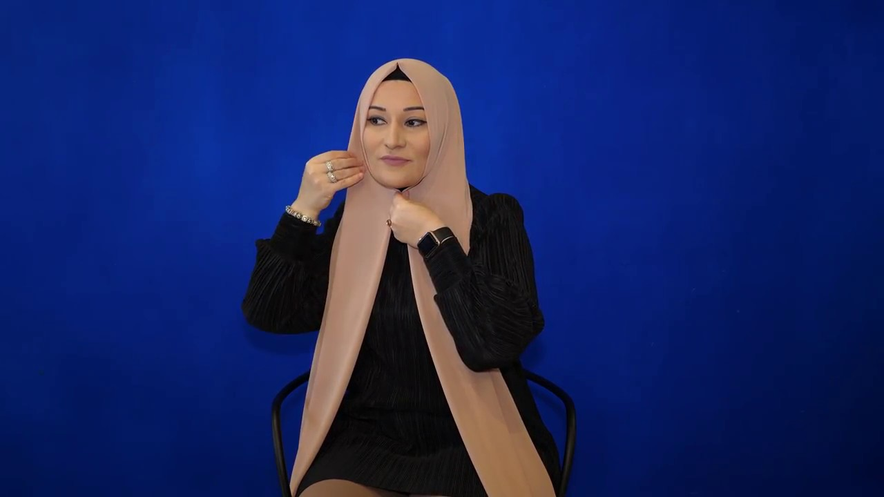 simple and elegant hijab tutorial 2018 - youtube