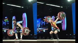 MEN 69kg B SNATCH / 2017 WEIGHTLIFTING WORLD CHAMPIONSHIPS