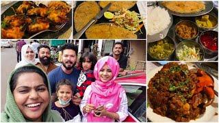 യാ മോനേ അടിപൊളി Goan Fish Thali & Special Sea Foods | Suhana | Basheer Bashi | Mashura