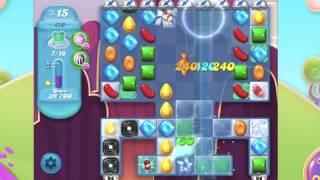 Candy Crush Soda Saga Level 410  No Booster