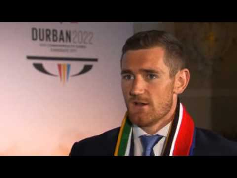 Durban formally submits bid for 2022 Commonwealth Games