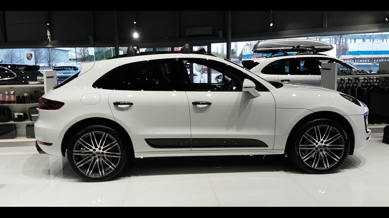 2017 Porsche Macan S Diesel Interior and Exterior Review